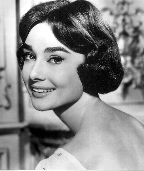 Audrey Hepburn Black and White 20