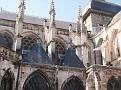 Dieppe - Eglise Saint Jacques - Contreforts