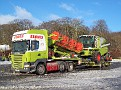 AY07 DTZ   Scania R 480 Topline 6x2 unit