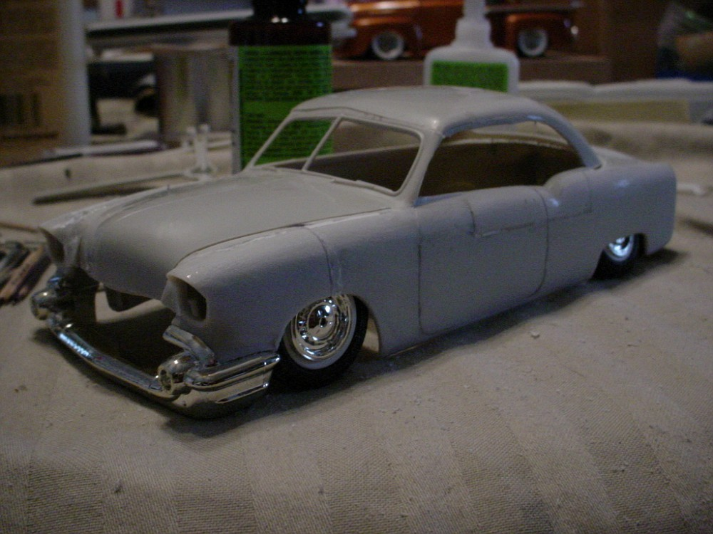 1949 Ford Coupe.