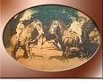 14 x 11 - Kids on Horses