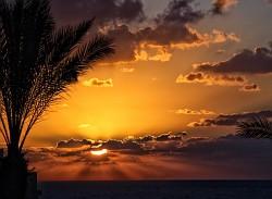 Sunset impression