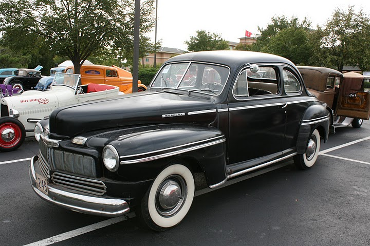1947 Mercury Coupe Driver The H A M B