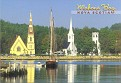 NOVA SCOTIA - Mahone Bay