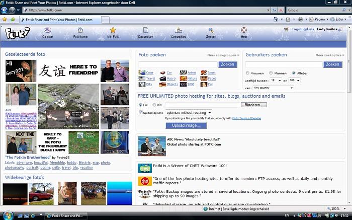 Fotki Homepage Peter Gary 29-1-2008