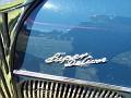 1941 Ford Wagon Super Deluxe closeup