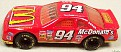 1995 Bill Elliott Matchbox