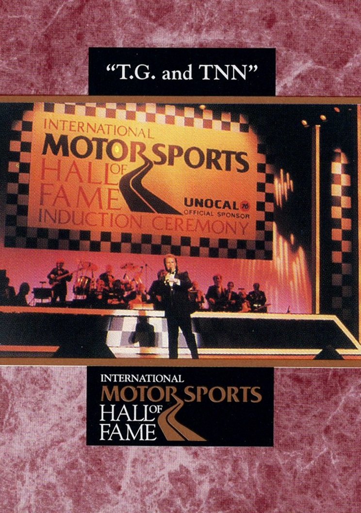 1992 Maxx International Motorsports Hall of Fame #40 (1)