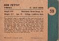 1961-62 Fleer #59 (2)