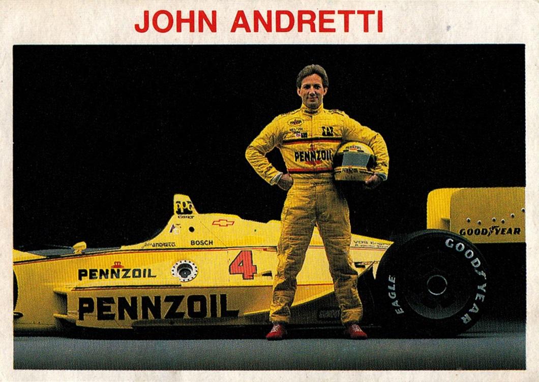 Indy 1991 John Andretti (1)