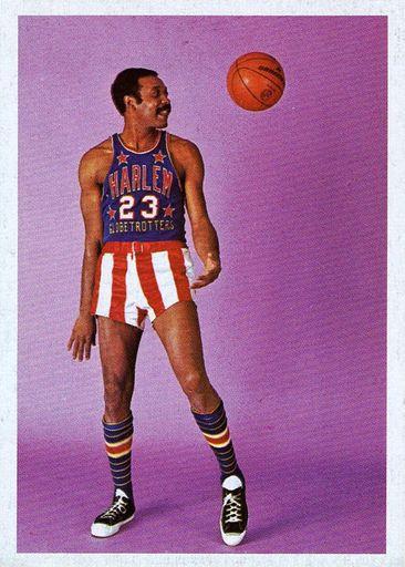 1971 Fleer Harlem Globetrotters #80 (1)