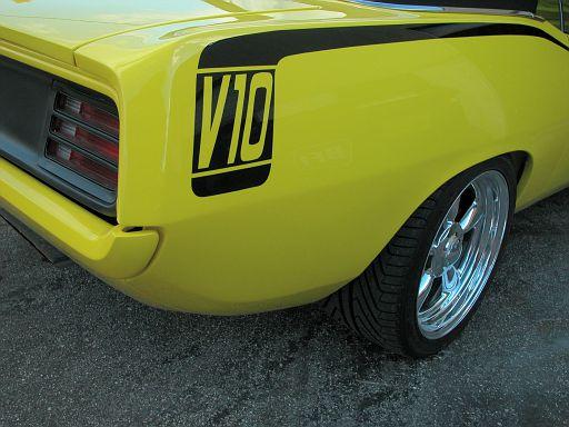 10 Rear quarter detail