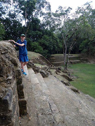 Cahal Pech ruins