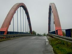 Brücke Mittellandkanal Wieglitz