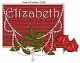 Elizabeth RosesPearls DA-vi