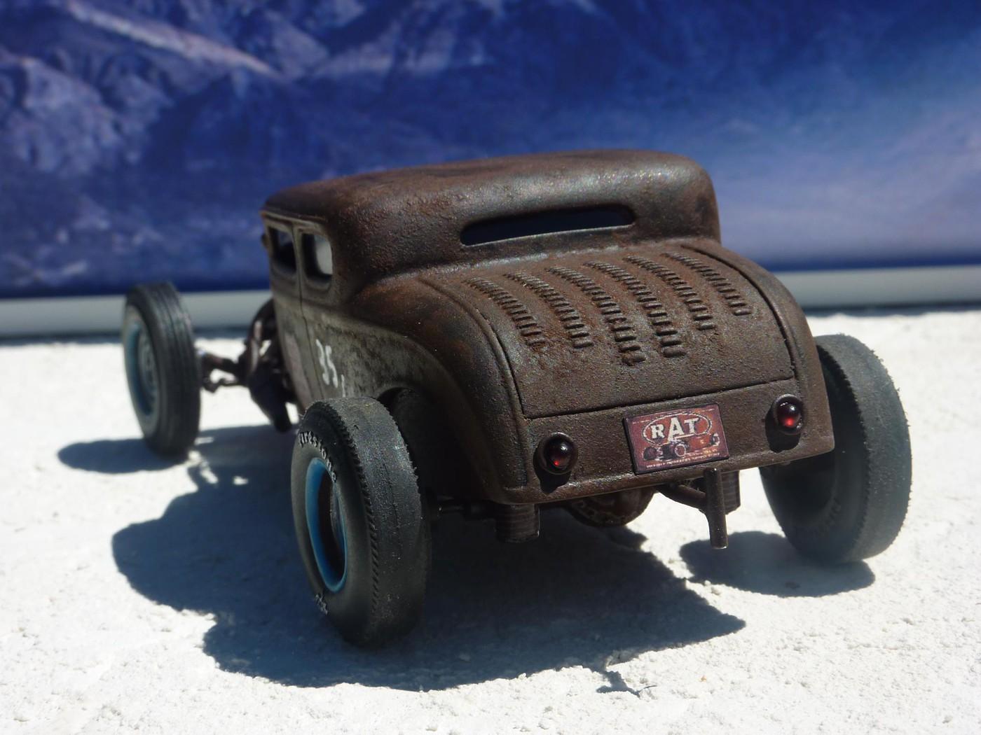 Ford 32 Rat's Bonneville  Photo4-vi
