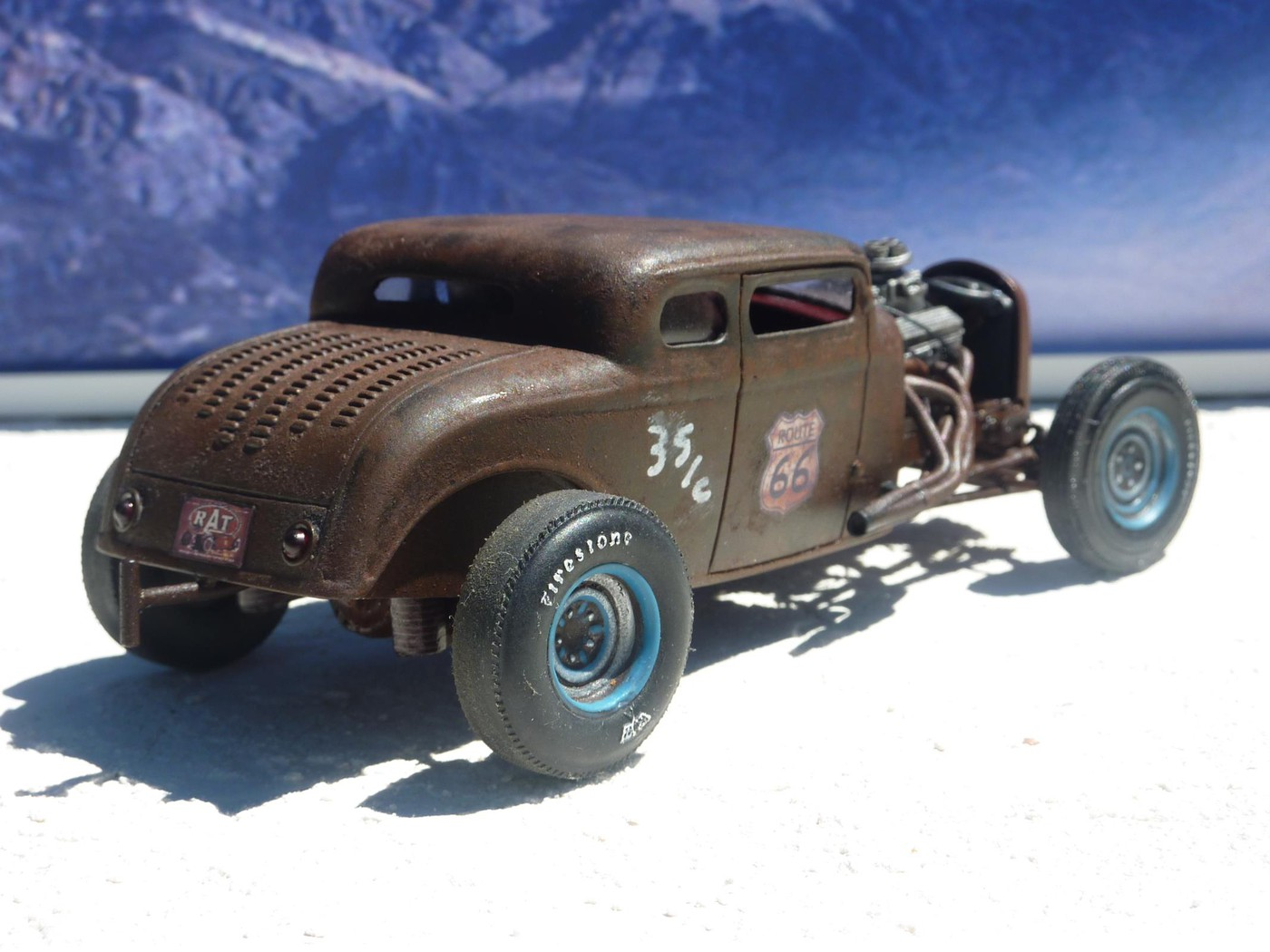 Ford 32 Rat's Bonneville  Photo7-vi