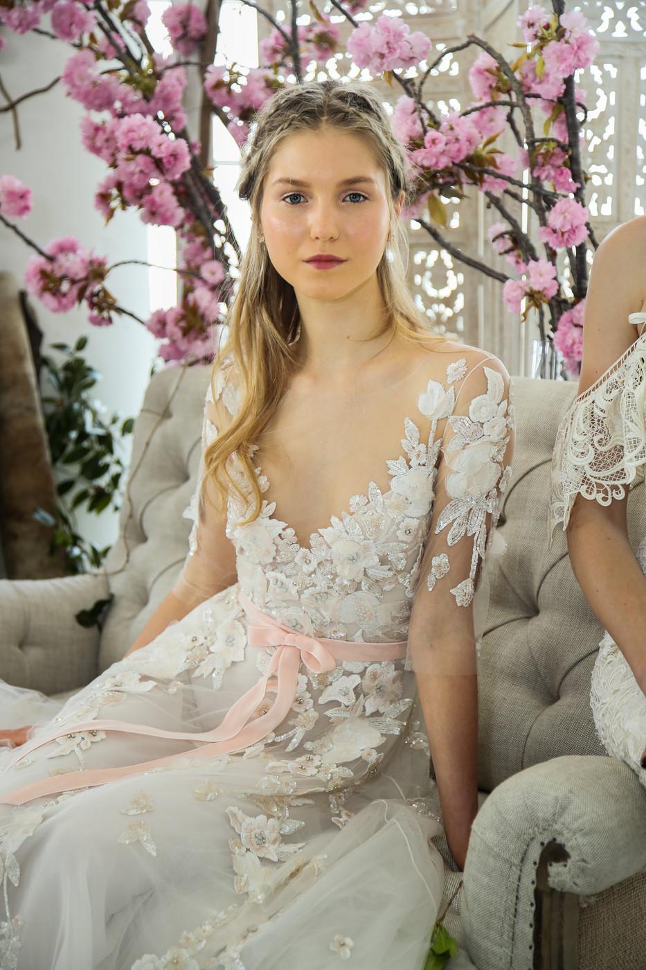Marchesa Notte Bridal SS18 253