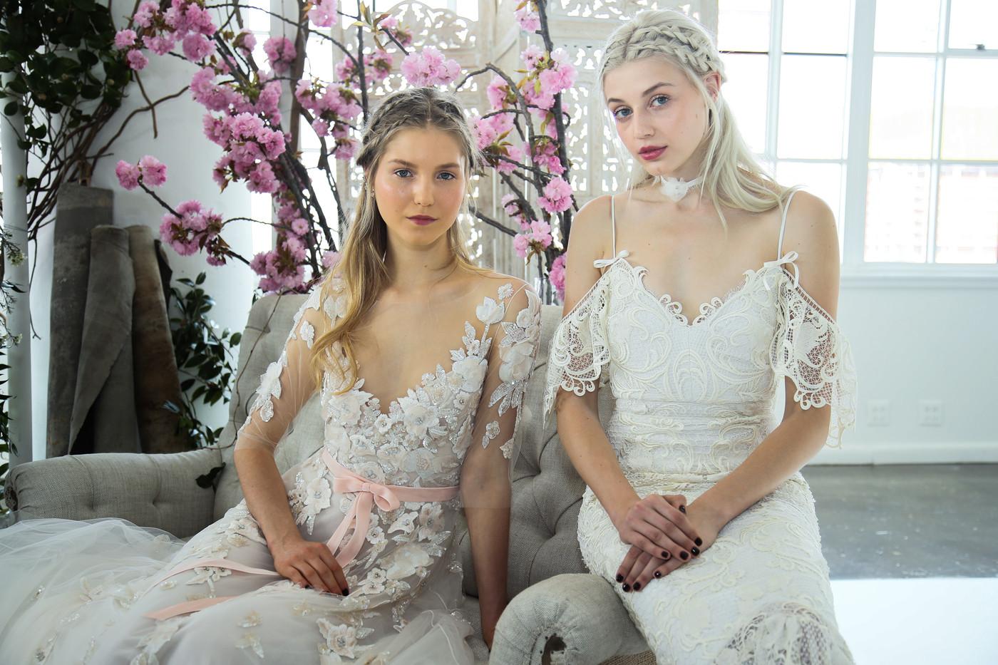 Marchesa Notte Bridal SS18 255