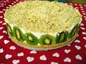 tort kivi-cheese