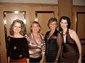 Deborah, Jan, Wynette and Karen:Ladies of the scholarship year two at the gala.