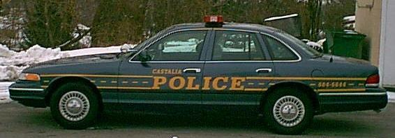 UNK - Castalia Police, unknown state