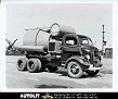 1938 Ford COE cement mixer