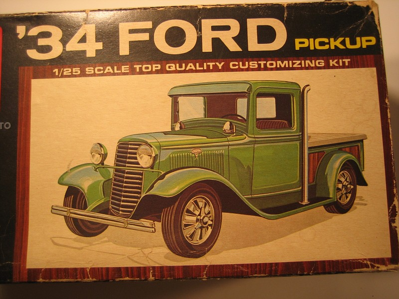 1934 FORD PICKUP AMT