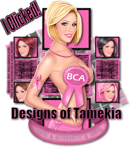 Designs of Tamekia BCA Ismael Rac-MC