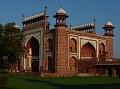 Mosque at Taj Mahal