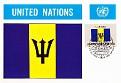 01- Barbados Flag