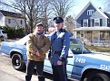 Me and Jake Andolina (Trooper Fraser)