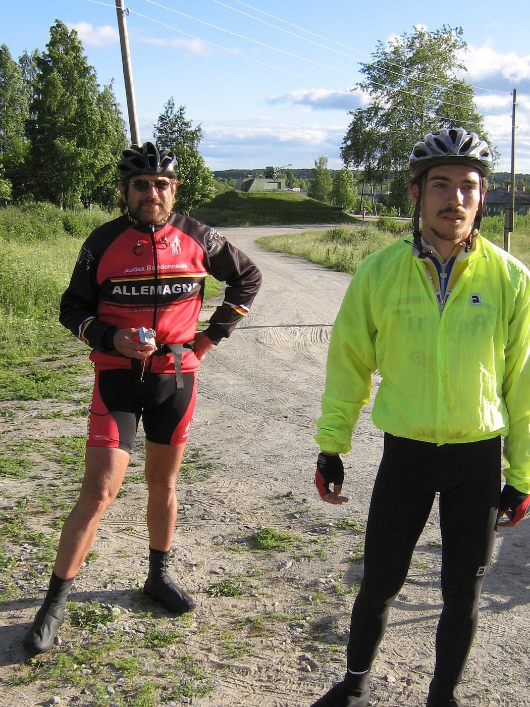 Manfred & Anton in Povenec