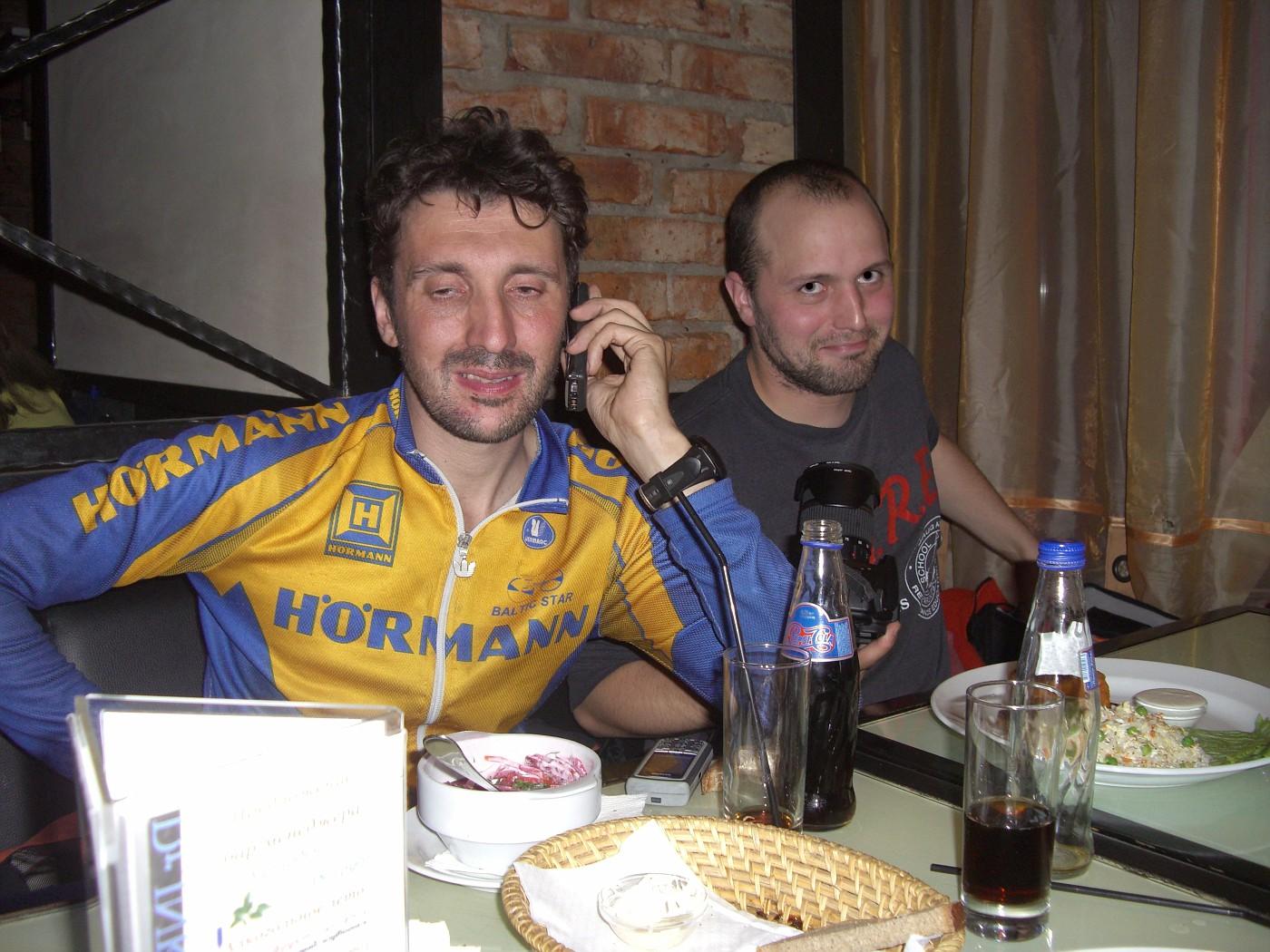Mikhail und Boser