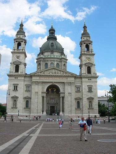 St Istvan's Basilica