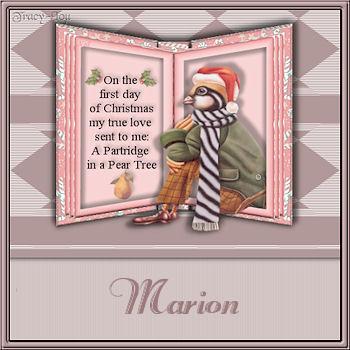 Christmas 11Marion