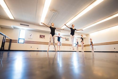 Brighton Ballet Practice DG-120
