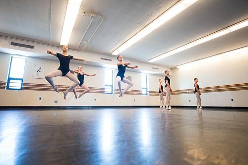 Brighton Ballet Practice DG-132