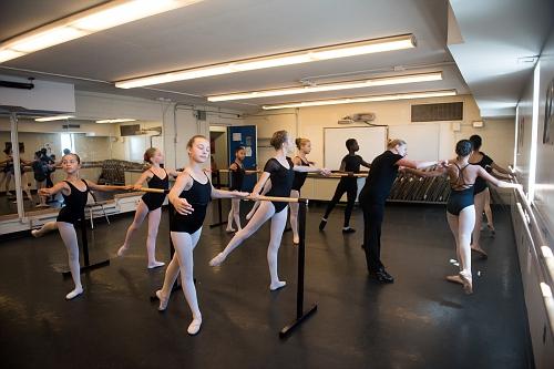 Brighton Ballet Practice DG-29