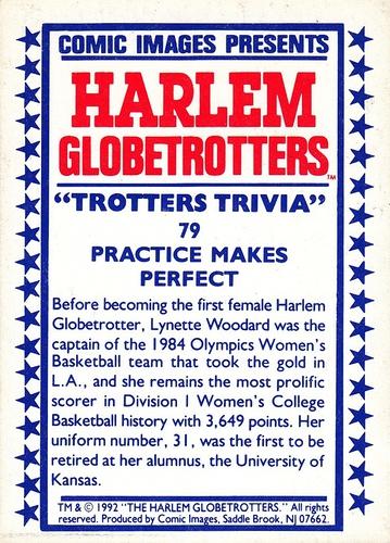 1992 Harlem Globetrotters #79 (2)