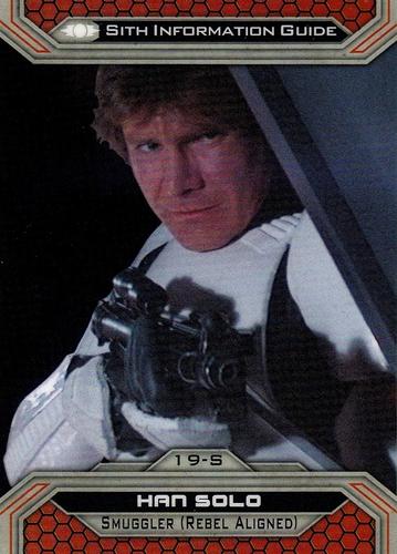Chrome Perspectives Jedi vs  Sith #19S (1)