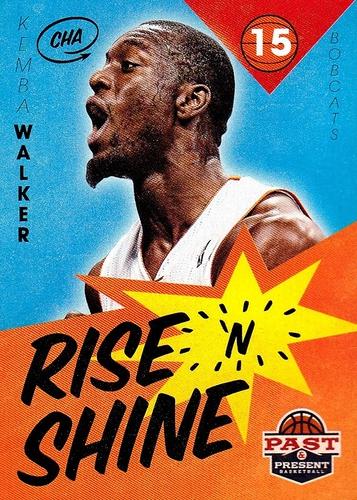 2012-13 Past & Present Rise 'N Shine #062 (1)