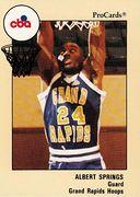 1989-90 ProCards CBA #137 (1)