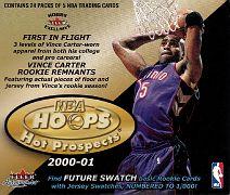 2000-01 Hoops Hot Prospects (1)