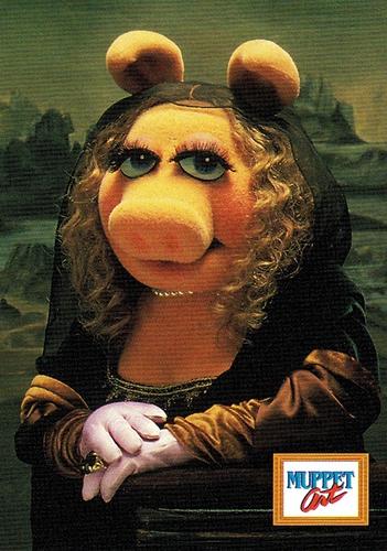 1993 Cardz Muppets #40 (1)