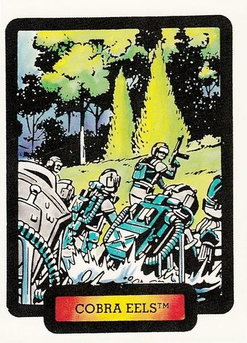 1987 Comic Images GI Joe #45 (1)