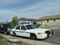 WY - Cheyenne Police 2000 Ford CVPI