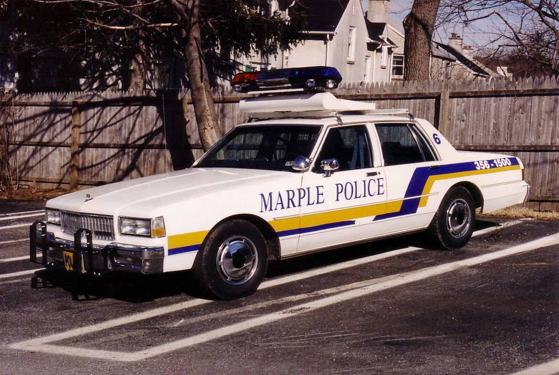 PA - Marple Township Police