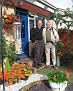 Bob and I at his home in Glasgow, Scotland 9-2006