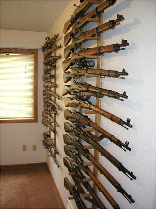 Building A Gun Rack Page 6 Cmp Forums